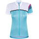 GORE BIKE WEAR Power CC maglietta a maniche corte Donna turchese